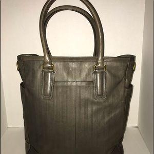 COACH 70524 70th Anniversary Tote Shoulder Handbag